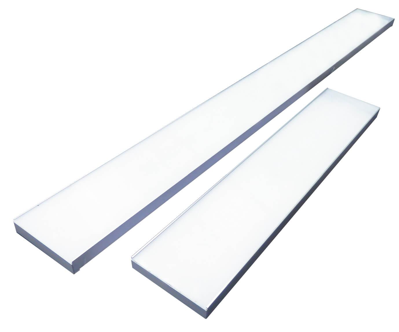 LEDライト ワイドラインの写真